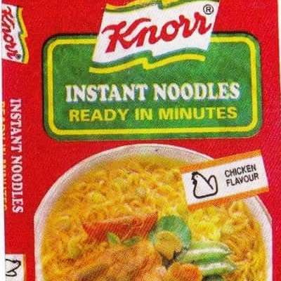 Knorr Instant Noodles Chicken Flavour