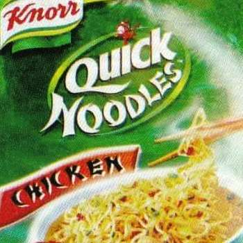 Knorr Quick Noodles Chicken